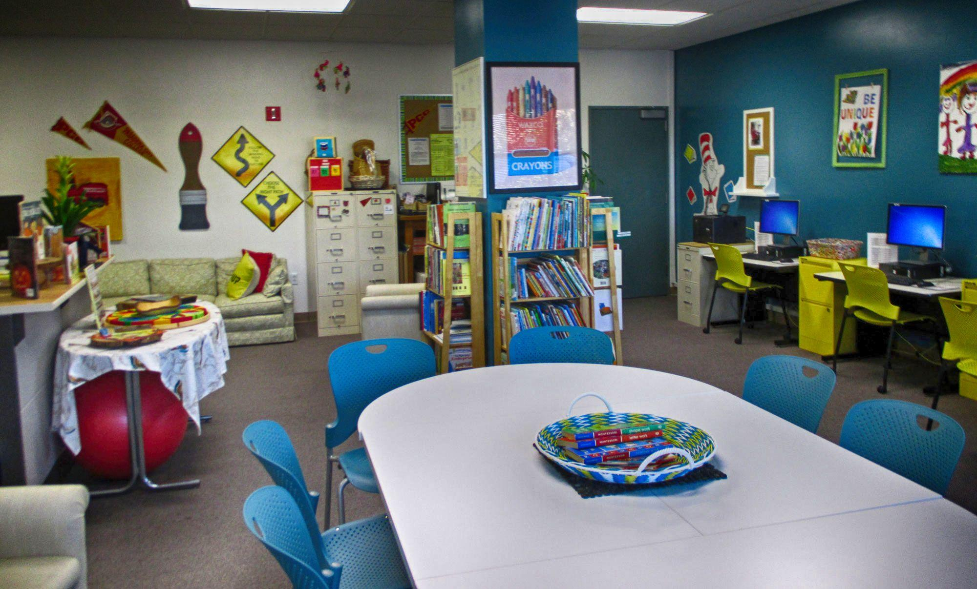 Hixon Teacher Preparation Resource Center