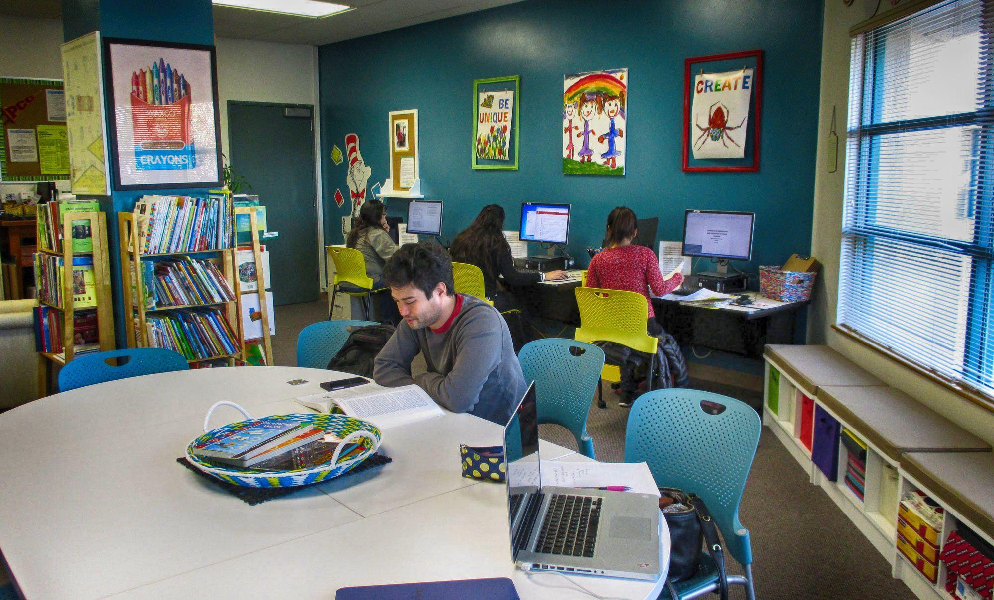 Hixon Teacher Preparation Resource Center