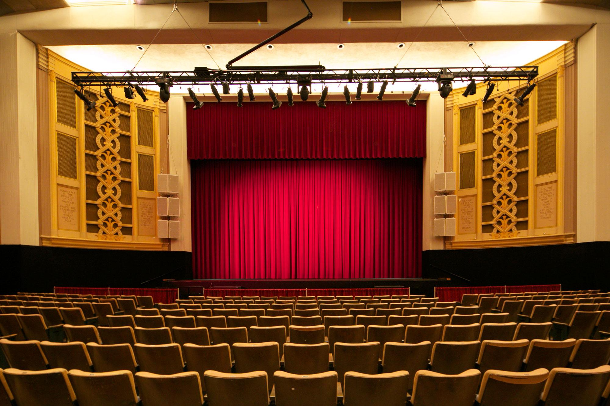 son Auditorium