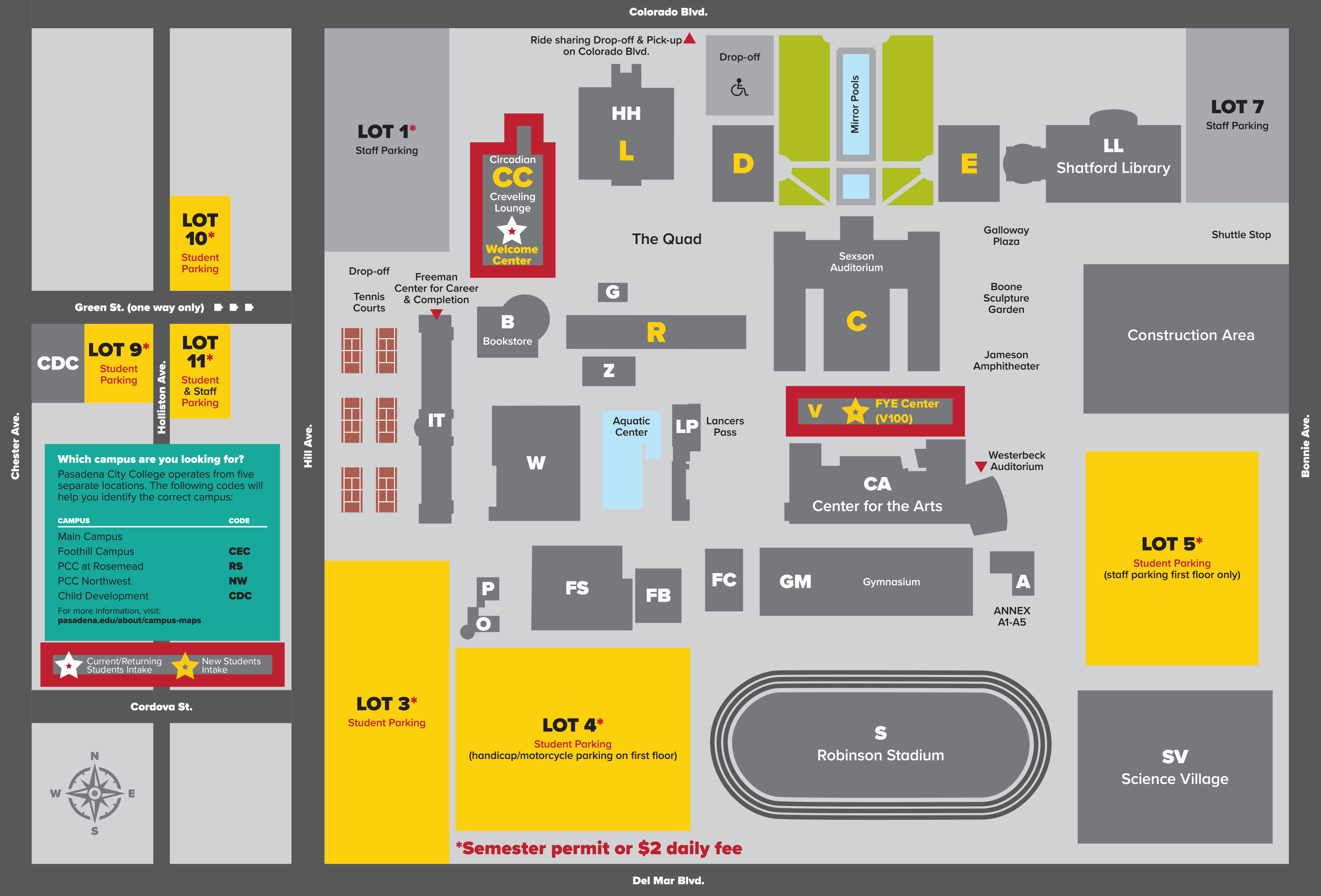 Download the Campus Map