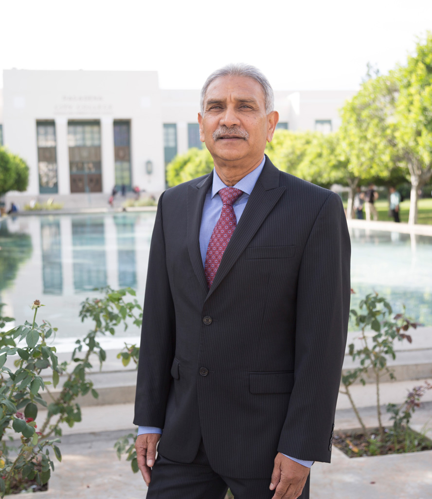 Dr. Rajen Vurdien, President of Pasadena City College