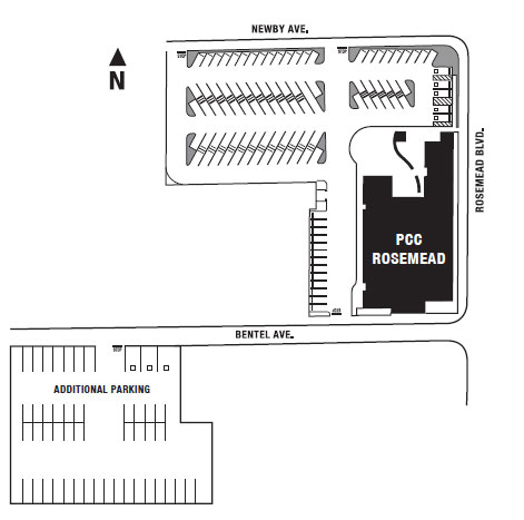 campus maps about pcc pasadena city college