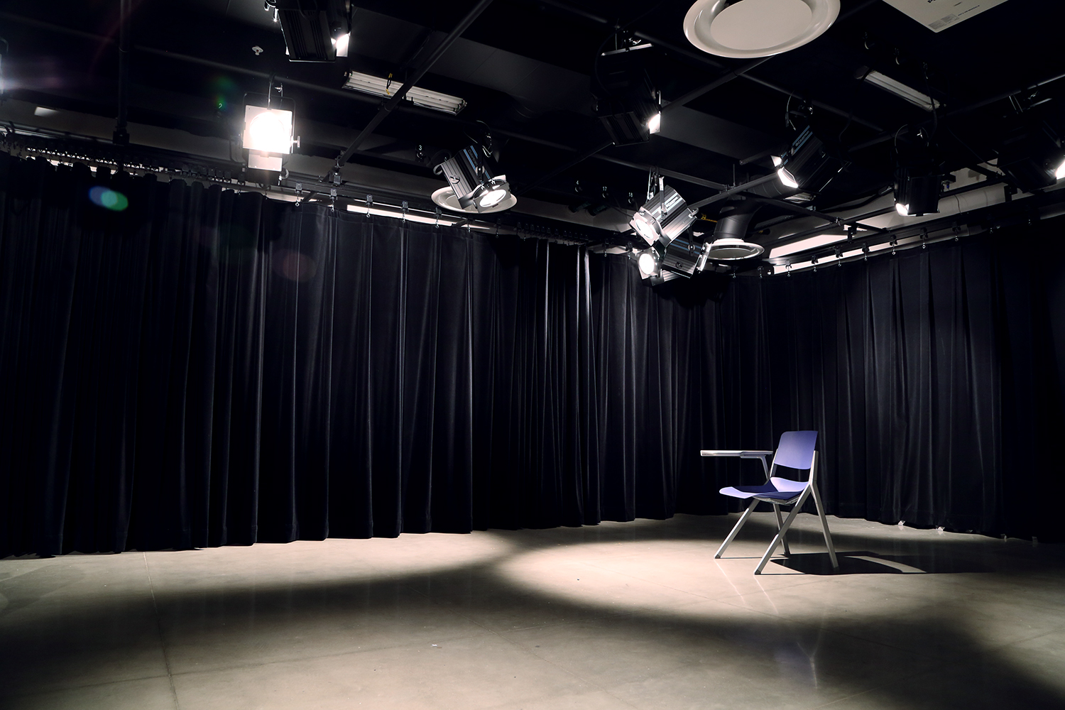 The Film Studio at PCC