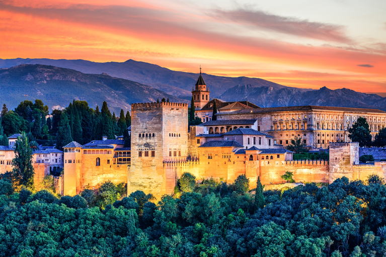 Granada Madrid