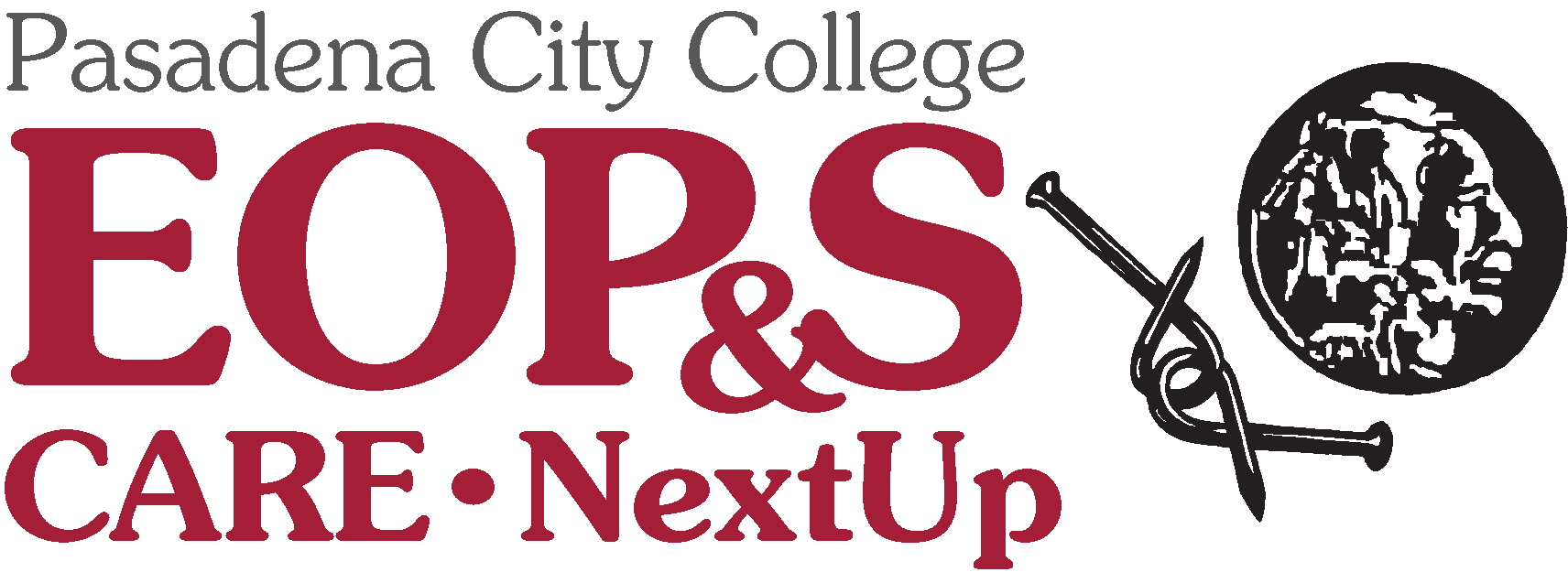 EOP&S CARE and NextUp Logo