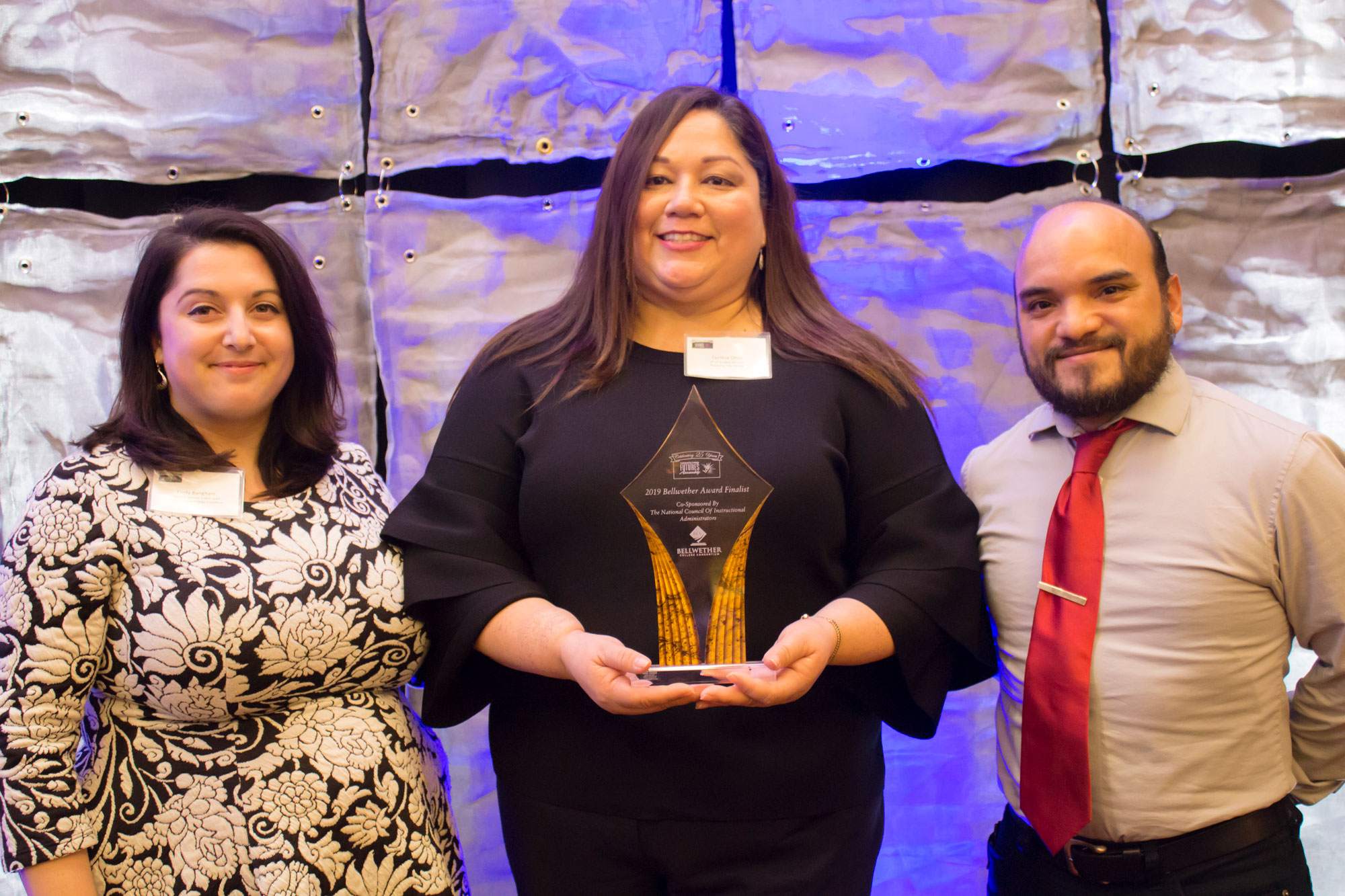 Jam awarded the prestigious Bellweather award