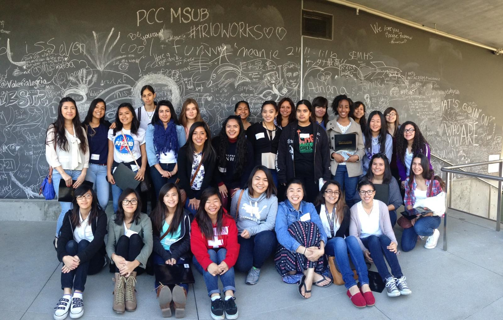 Upward Bound Math Science - Trio Programs - Pasadena City College