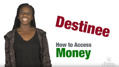 How to access money video