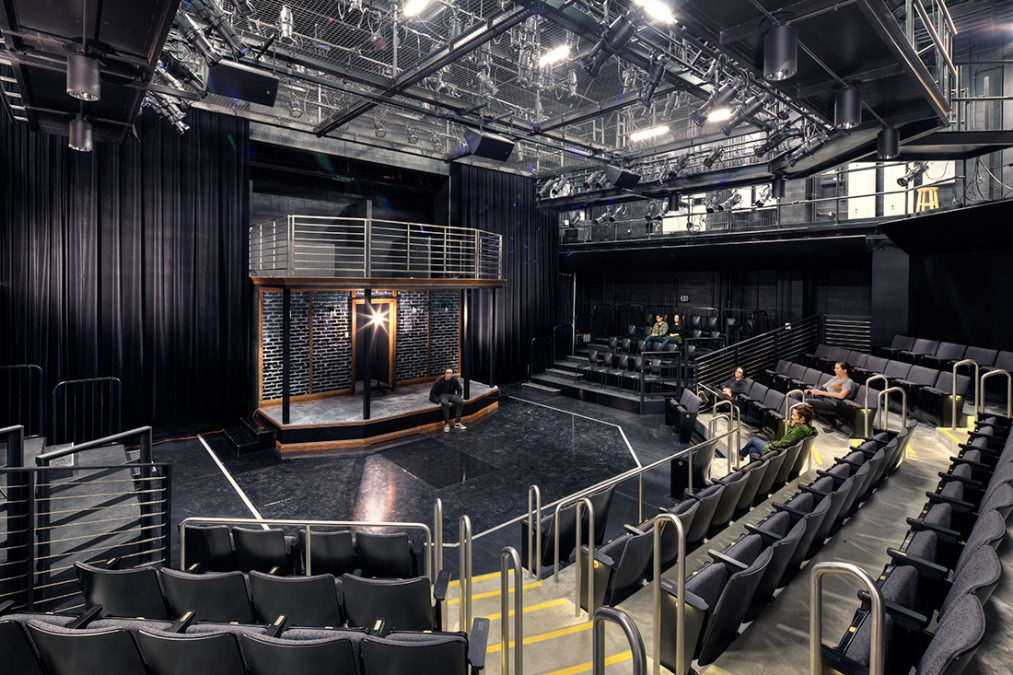 Center for the arts theatre