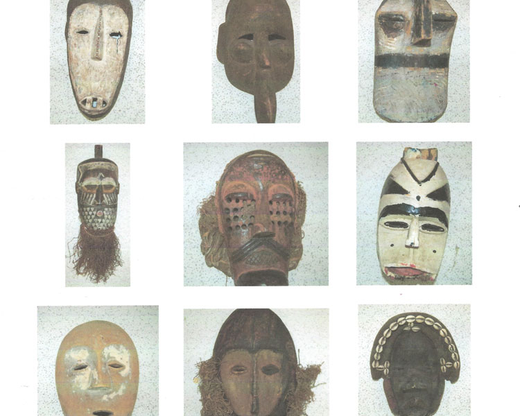 Silent Africa: African Masks from the June Harwood Collection and Silent Auction Fundraiser