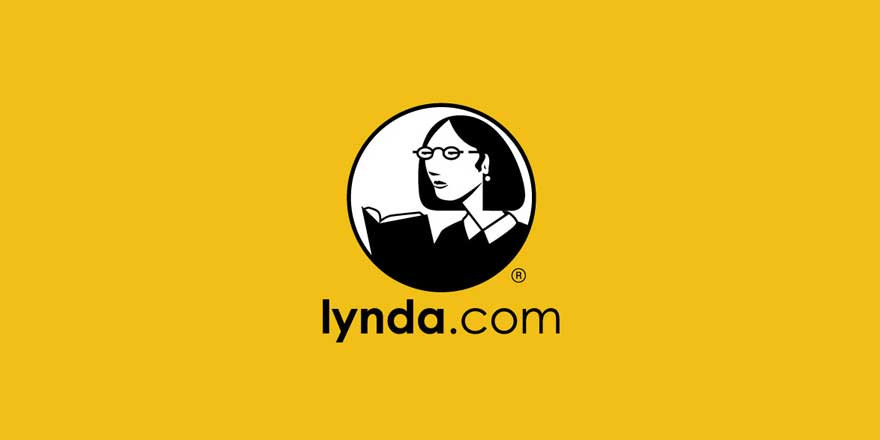 lynda.com logo and link for information for faculty and staff