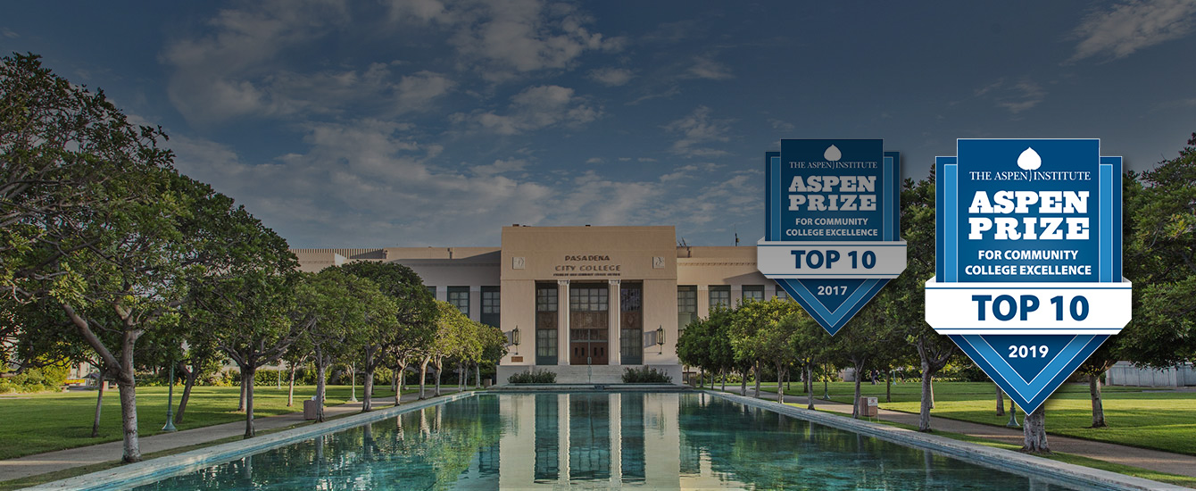 Top Ten Again, PCC is honored to be named one of the best community colleges in the nation