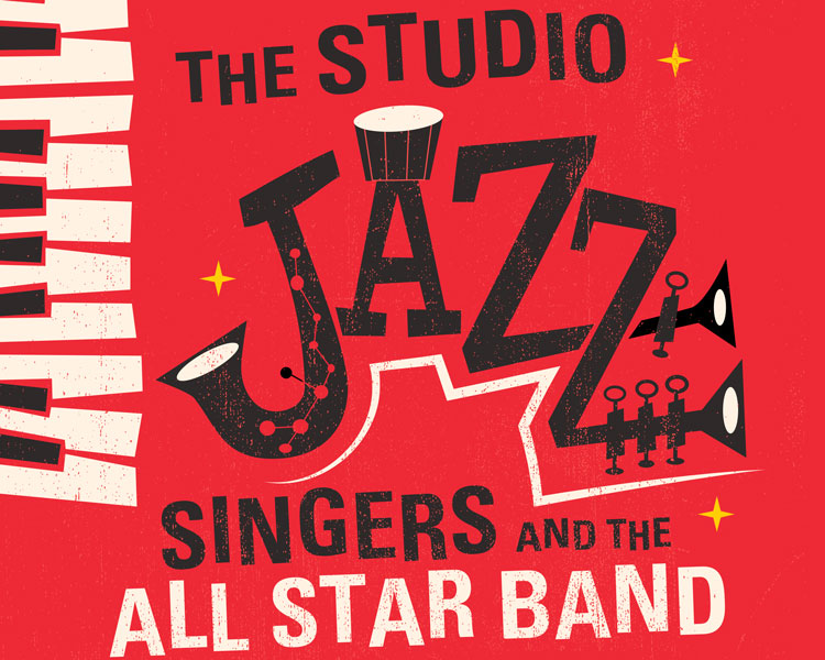 The Studio Jazz Singers and the All Star Band