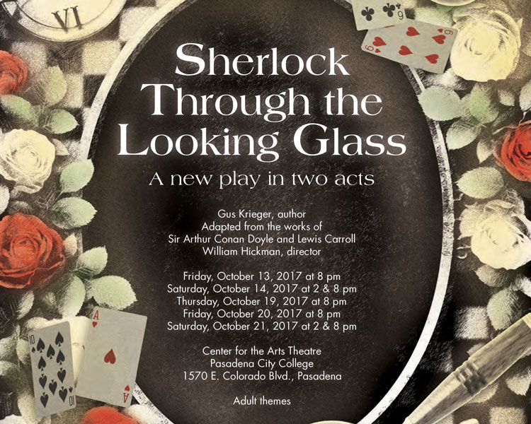 Sherlock Through the Looking Glass