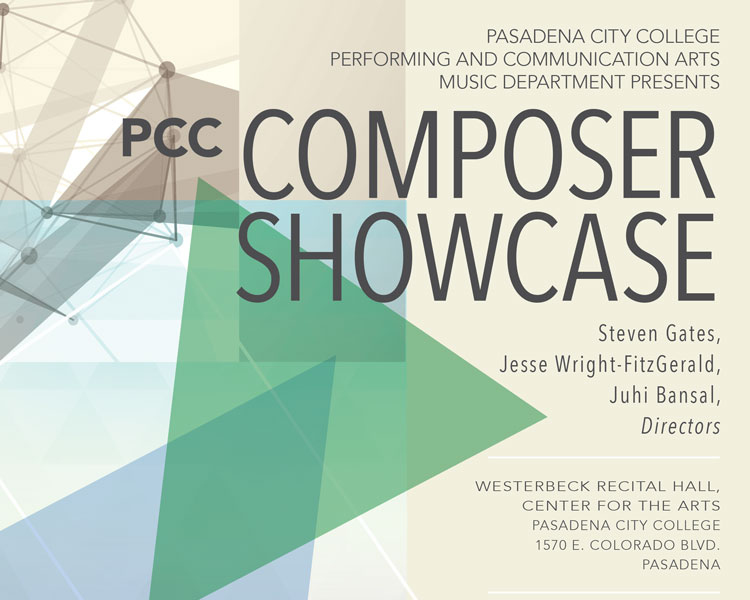 PCC Composer Showcase