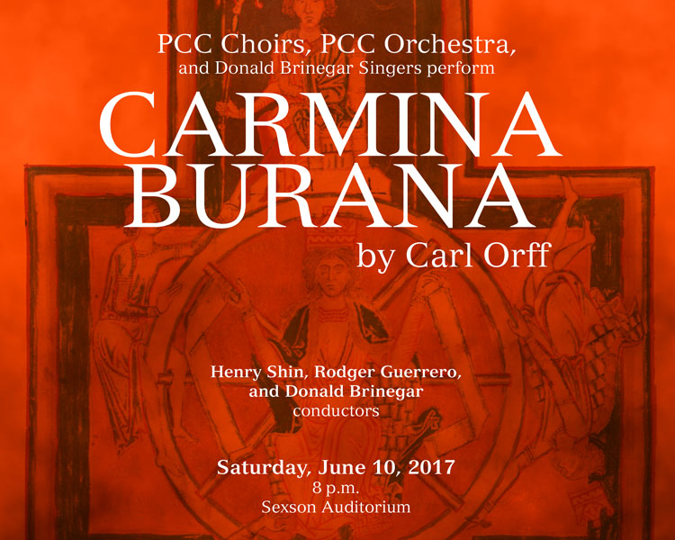PCC Symphony & Combined Choirs