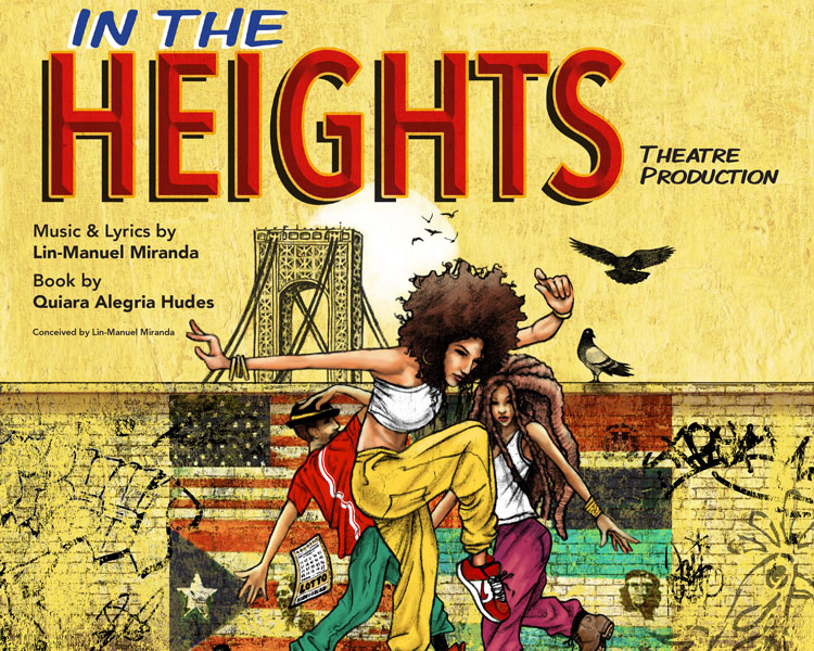 In the heights cover photo