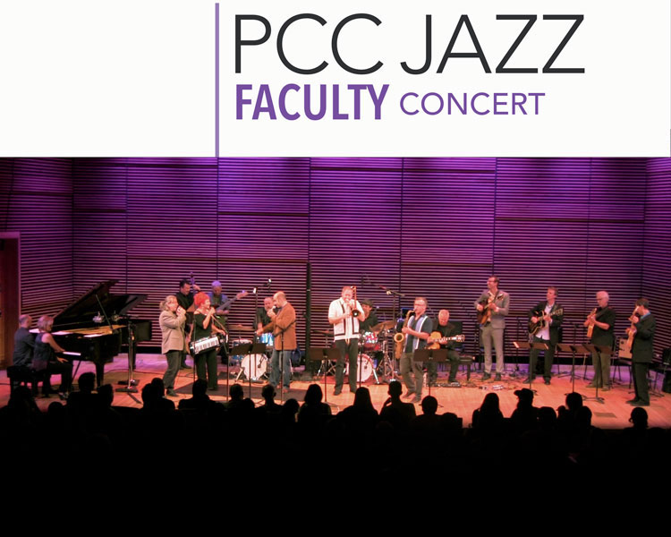 PCC Jazz Faculty Concert