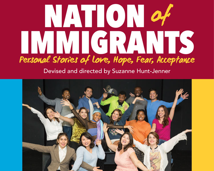 Nation of Immigrants: Personal Stories of Love, Hope, Fear, Acceptance