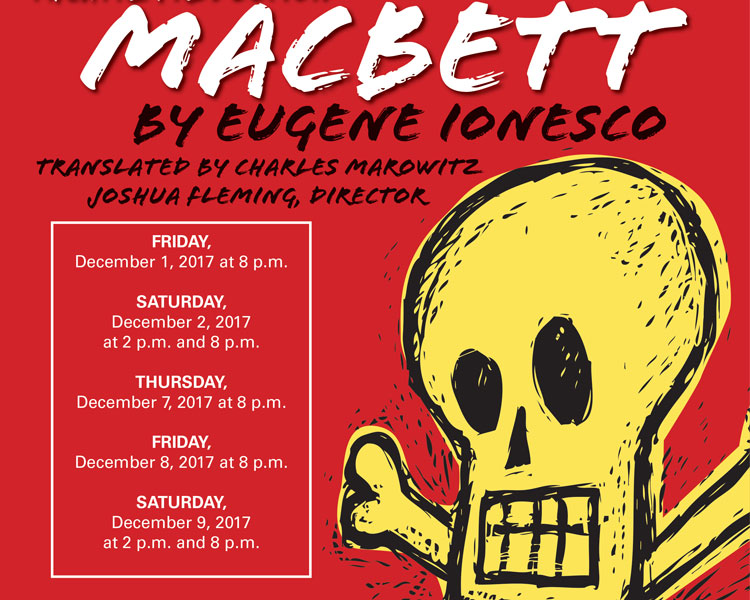 Macbett, Theatre Production