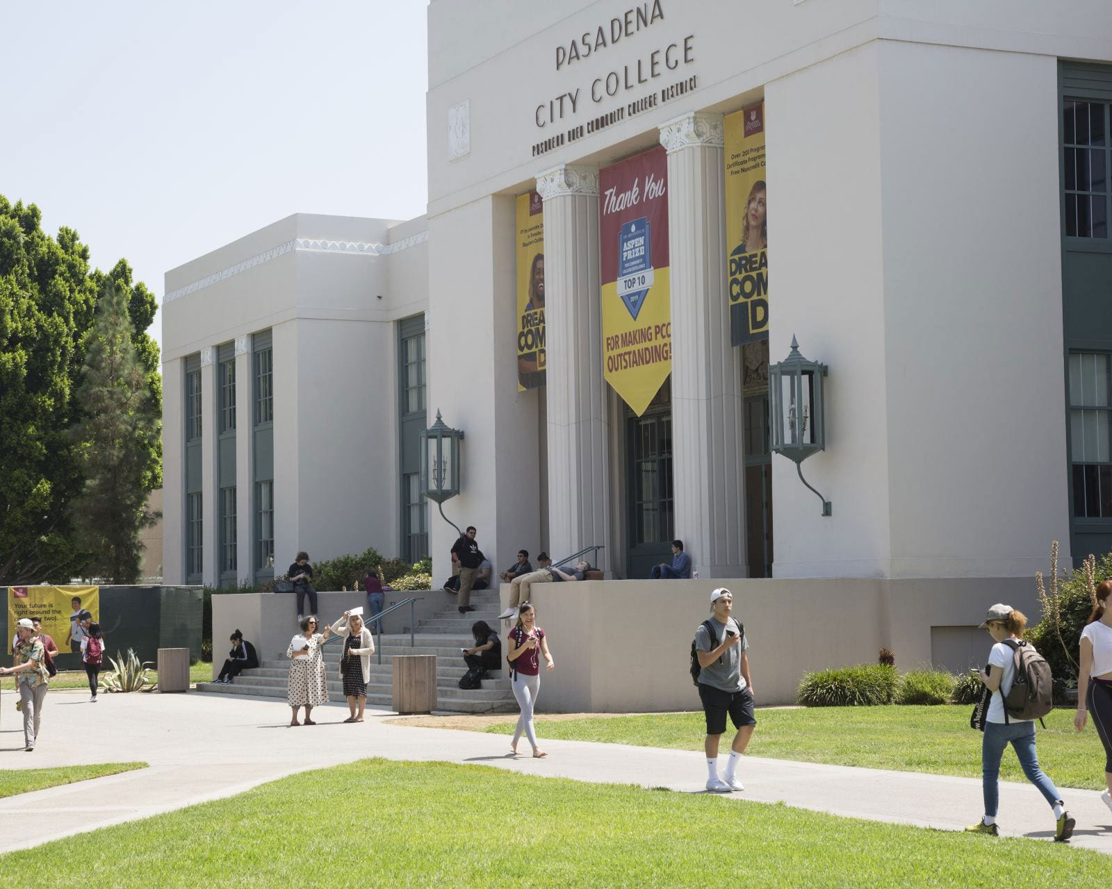 State Budget Solidifies Investments in Pasadena City College