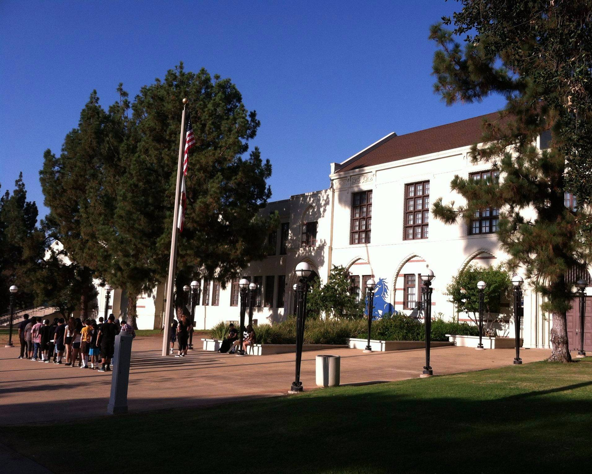 John Muir High School