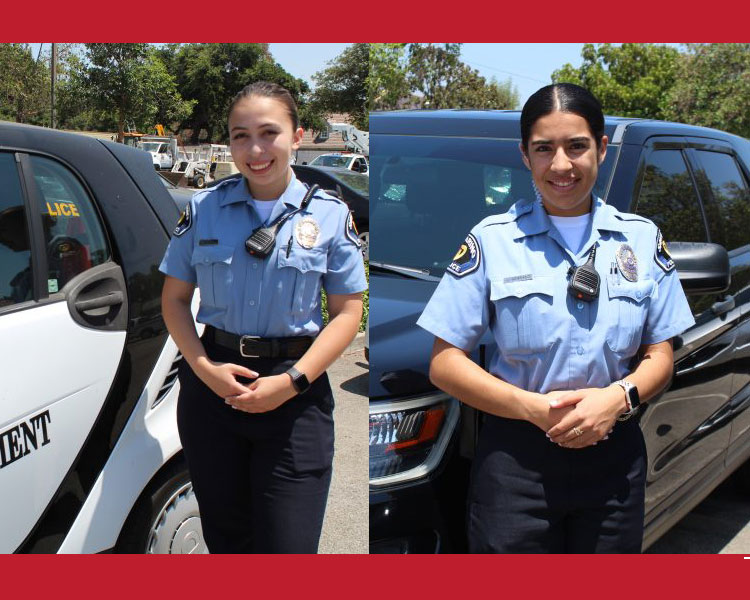 PCC Alumna Joins the San Marino Police Department
