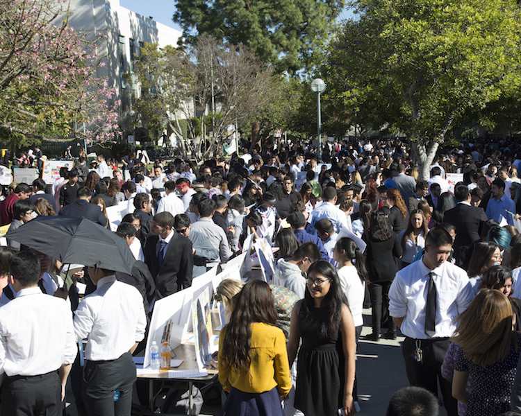 Crowd of Students to Fill Campus for Sixth Pathways Research Conference