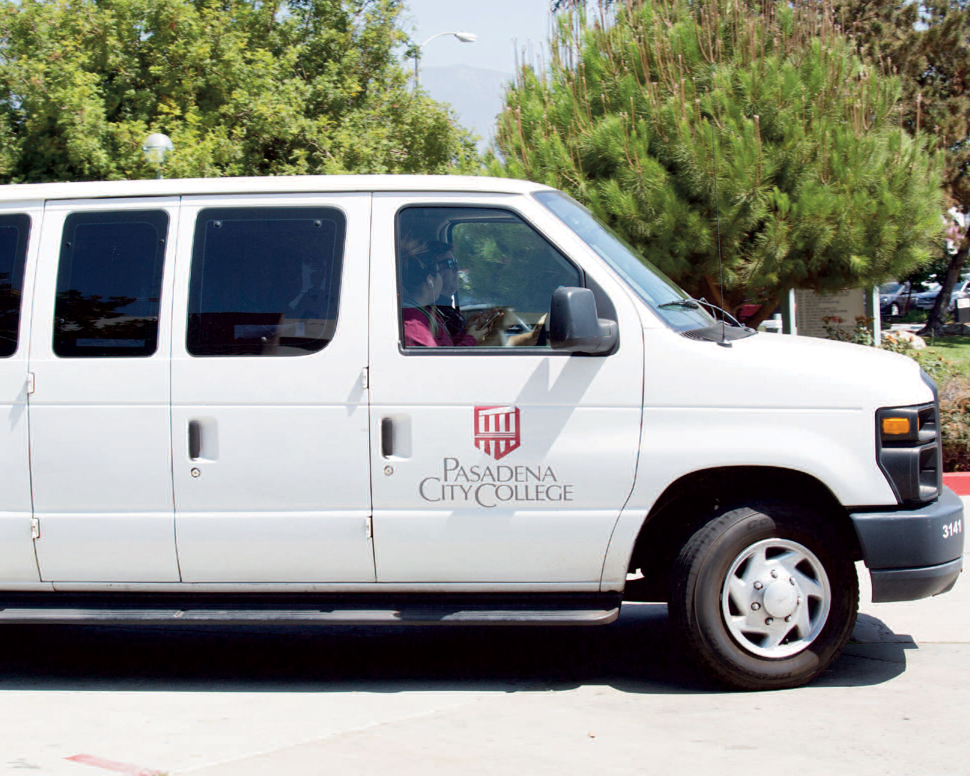 New PCC Shuttle service to Rosemead Campus!