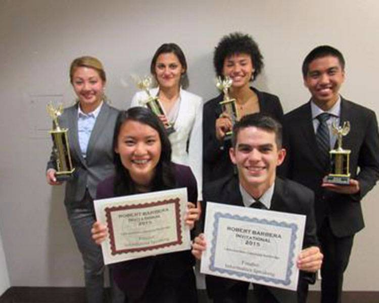 PCC Speech And Debate Team Beats Out 4-Year Universities For Top Placements