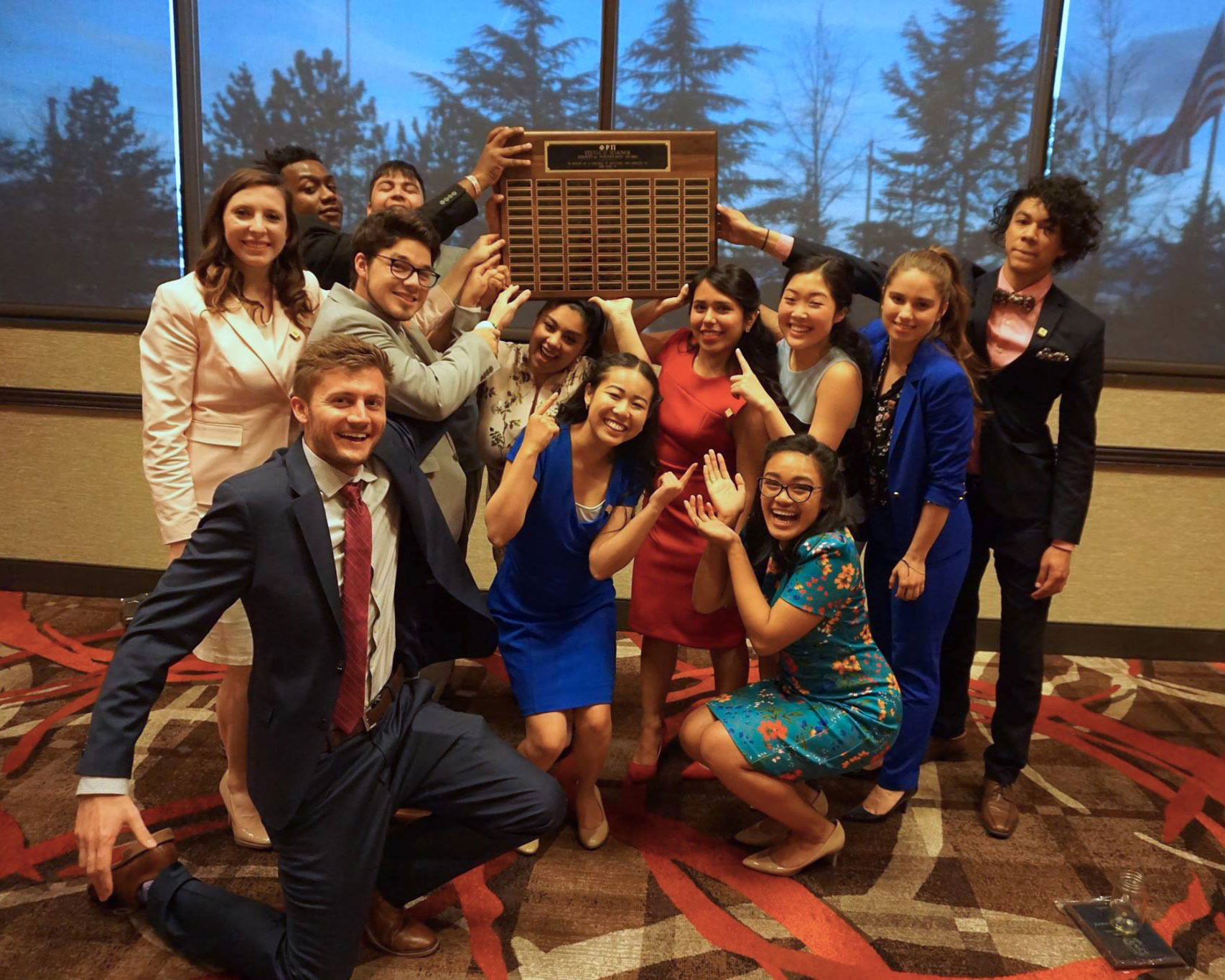 PCC Speech and Debate Team Ranked 1st in the Nation