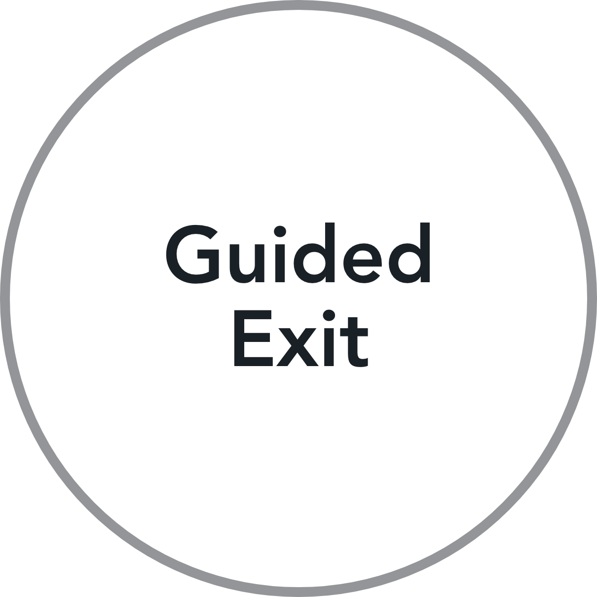 Guided Exit